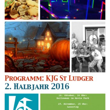 Restjahresprogramm 2016